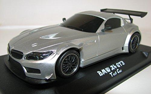 BMW Z4 (E89) GT3 Silver Test Car