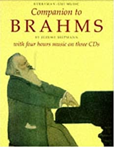 Brahms Everyman-emi Music Companions by Everyman's Library