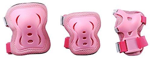 BRIDGESTONE Bridgestone kids protector H3-PAD. A pink