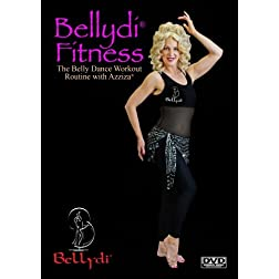 Bellydi Fitness The Belly Dance Workout Routine with Azziza