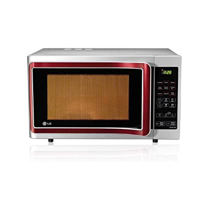 LG MC2841SPS 28-Litre 3100-Watt Convection Microwave Oven (Silver)