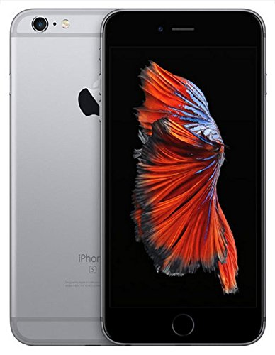 Apple iPhone 6s 16GB 4 - Space Gray (Certified Refurbished)