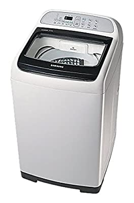 Samsung WA65H4200HA/TL Fully Automatic Top-loading Washing Machine (6.5 kg, Light Grey)