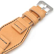 24mm 100% Handmade Military Style Panerai Replacement Watch Band