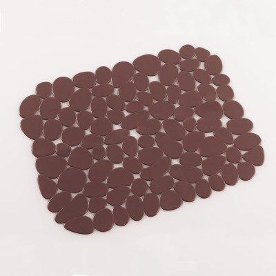 Tapis d'évier 26x30 BATIROC CHOCO