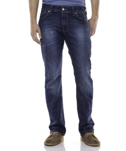 Levi's® 506 Straight Men's Jeans Dark Stuff W34INxL32IN