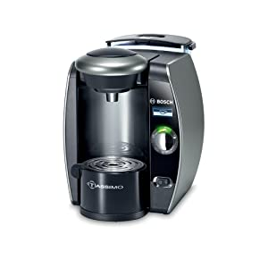 Tassimo coffee maker - Bosch TAS6515UC Tassimo Single-Serve Coffee Brewer, Twilight Titanium