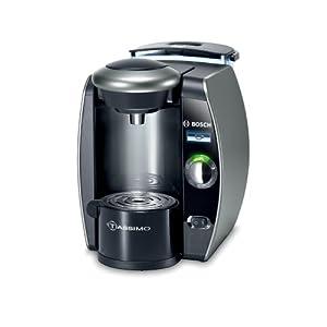 Tassimo coffee maker - Bosch TAS6515UC Tassimo Single-Serve Coffee Brewer, Twilight Titanium