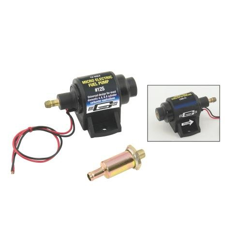 Mr. Gasket 12S Micro Electric Fuel Pump (1966 Mustang Fuel Pump compare prices)