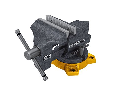Olympia tool 38 604 4 inch bench vise 883652386049 6 inch bench vise