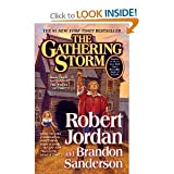 The Gathering Storm (Wheel of Time Series #12) by Robert Jordan, Brandon Sanderson