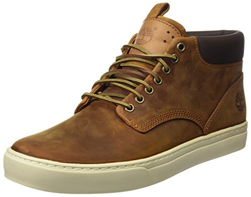 Timberland Adventure Cupsole 2.0 - Scarpe alte, Uomo, Marrone (Red Medium Brown), 41