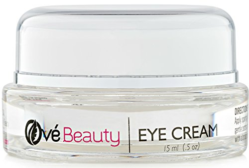 Best Eye Cream for Wrinkles, Dark Circles and Puffiness with Hyaluronic Acid, Vitamin C, MSM, Glycolic Acid, Green Tea, Rosehip Oil and Coenzyme Q10 (Mature Made Q10 compare prices)
