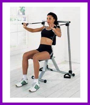 Bodi-Tek Bodi-X Multi Flexi Gym Strength Toning and Exercise Machine