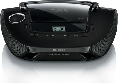 Philips AZ1837 Radiorekorder ( CD-Player,MP3 Wiedergabe )