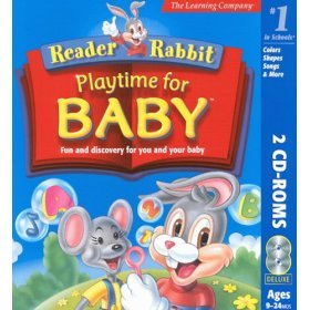 Reader Rabbit: Playtime for Baby