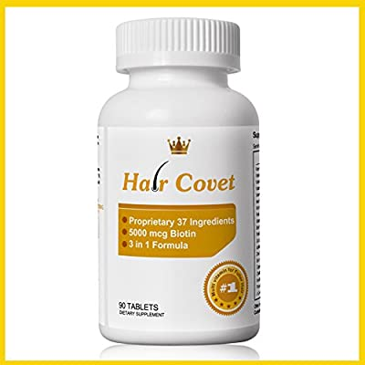 Hair Covet Women Hair Growth Vitamin Supplement