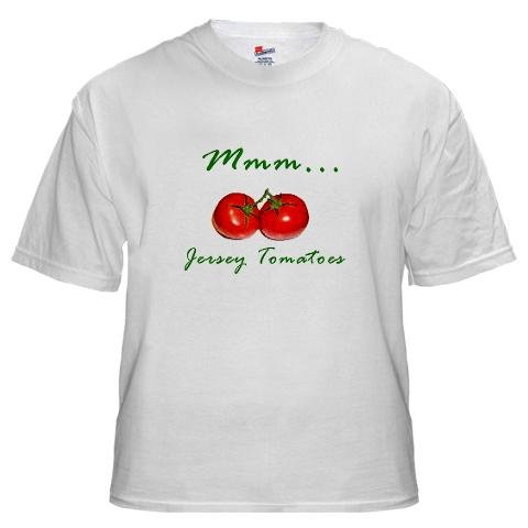 Stock Quote - PTMK Pathmark New jersey White T-Shirt by CafePress