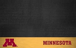 Buy FANMATS NCAA University of Minnesota Golden Gophers Vinyl Grill Mat by Fanmats