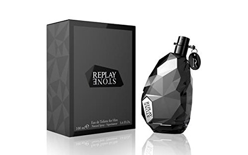 Replay Profumi Replay Stone For Him Eau de Toilette ml.100 US 3,4 Fl.Oz.