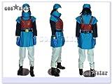 ドラゴンクエストVI 幻の大地 テリー風 コスプレ衣装 男女XS?XXXLサイズ 完全オーダメイドも対応可能