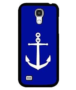 printtech Ship Anchor Back Case Cover for Samsung Galaxy S4::Samsung Galaxy S4 i9500
