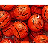 Milk Chocolate Basketballs: 5 LBS