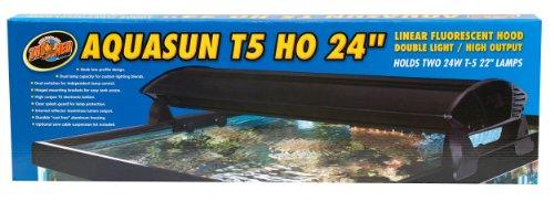 Zoo-Med-AF2-60E-AquaSun-T5-60-cm-Aufsatzleuchte-fr-2-x-24-W-Leuchten-ohne-Leuchtmittel