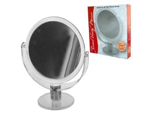 Stand Up Vanity Mirror Dual Sided - 8 Pack front-1049864