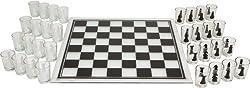 EZ Drinker Shot Chess Set - Drinking Chess Game