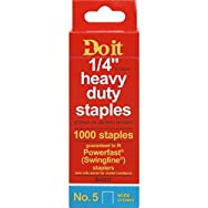 Do it Best Global Sourcing 347217 Do it No. 5 Staples-1/4