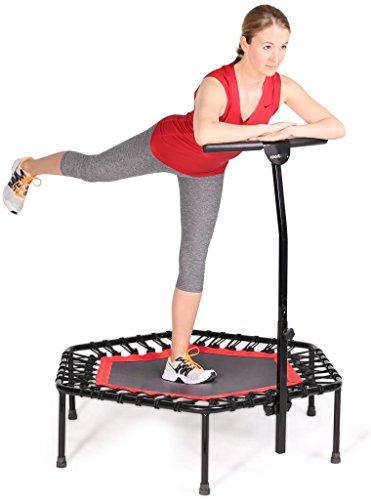 SportPlus Fitness Trampolin - 5