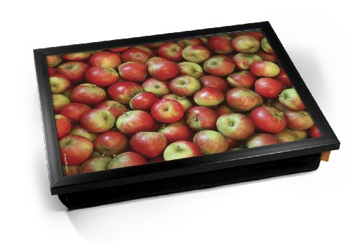 Apples Fruit Cushion Lap Tray