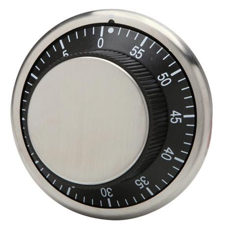 Magnetic Kitchen Timer, Colors may vary (Fridge Lock With Timer compare prices)