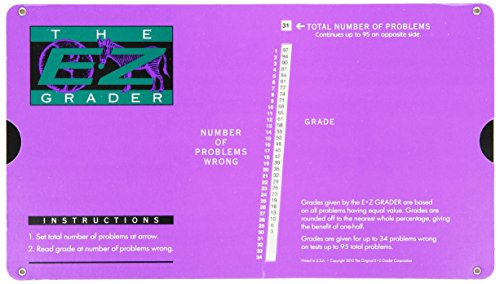 grading-calculator-e-z-grader-teachers-aid-scoring-chart-purple-8-1-2-x-4-3-4