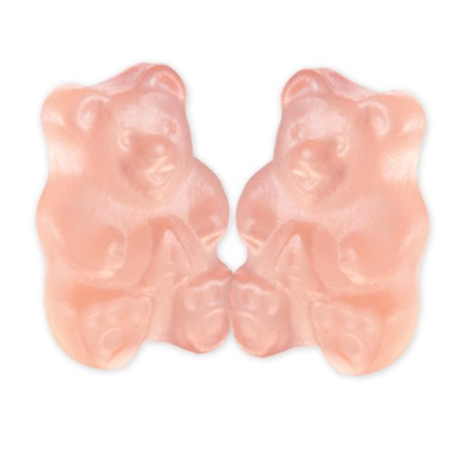 Albanese Groovy Bears, Pink Grapefruit, 5 Pound by Albanese Confectionery