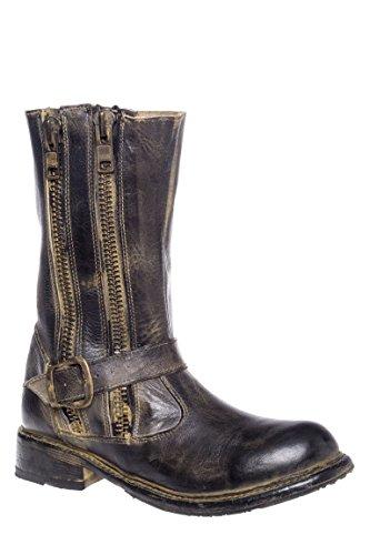 Hustle Mid Calf Boot