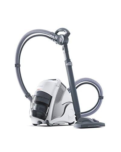 POLTI  Pulitore a Vapore/Aspiratore Unico Mcv20 Allergy Multifloor Grigio/Bianco