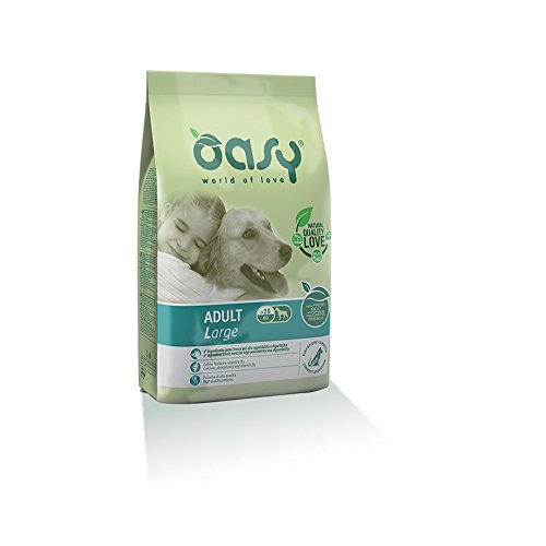 OASY Alimento secco per cane adult large 12kg - Mangimi secchi per cani