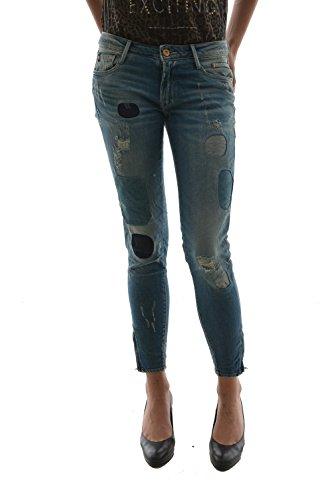 Le Temps des Cerises -  Jeans  - Donna blu 32