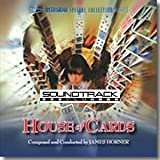 "House Of Cards (Intrada-Special-Collection) [CD] [Soundtrack] [Limited Edition] [Special Limited Edition] [Import]von ""James Horner"""