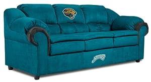 NFL Jacksonville Jaguars First Team Microfiber Sofa by Imperial