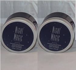 Avon Perfumed Skin Softener - Night Magic (2 Packs)