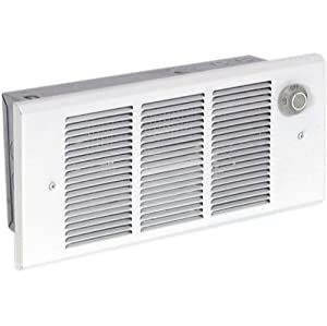 Marley gfr2404t2 qmark electric residential wall heater for Electric bathroom heaters ceiling mounted