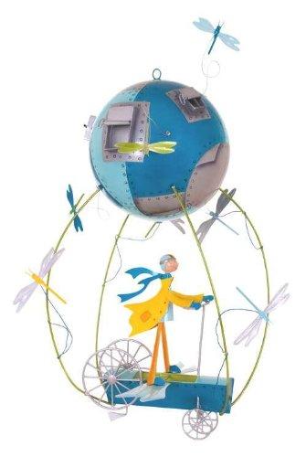 L'OISEAU BATEAU - Mobile Schlumpeters enfant-avion