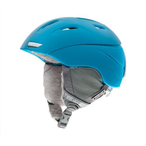 Smith Helm Intrigue, light blue twist, 51-55E006255GC5155