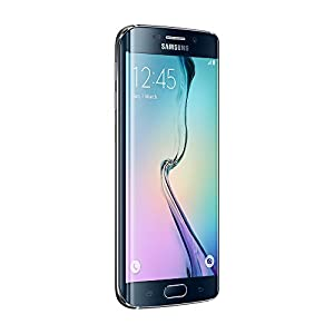 Samsung Galaxy S6 Edge SM-G925T 32GB Sapphire Black Smartphone for T-Mobile (Certified Refurbished)