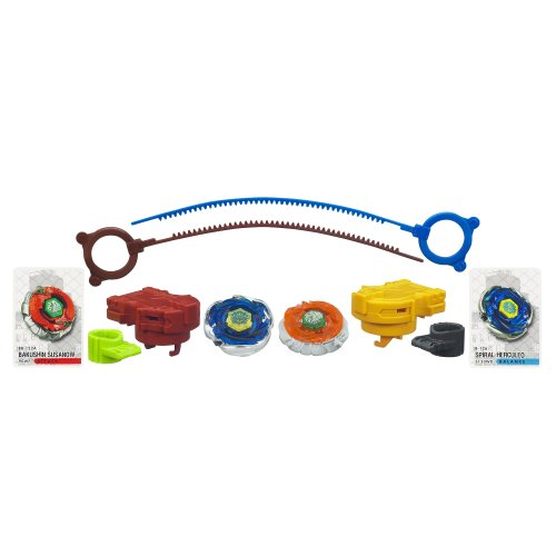 Beyblade Metal Fury Ambush Attack 2-Pack