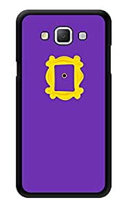 """Humor Gang Friends Door Frame Printed Designer Mobile Back Cover For """"Samsung Galaxy A5"""" (3D, Glossy, Premium Quality Snap On Case)"""
