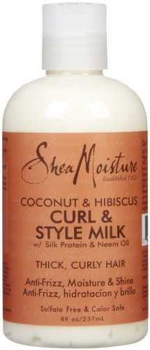 Similar product: Shea Moisture Conditioning Curl Milk